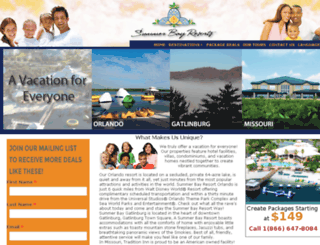 vacationsummerbay-na.aiprx.com screenshot