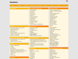 vacature.beginthier.nl screenshot