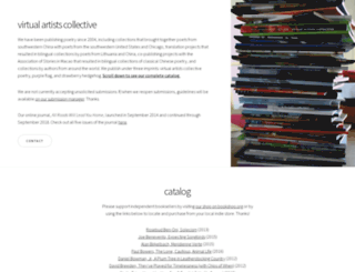 vacpoetry.org screenshot