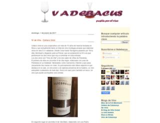 vadebacus.blogspot.com screenshot