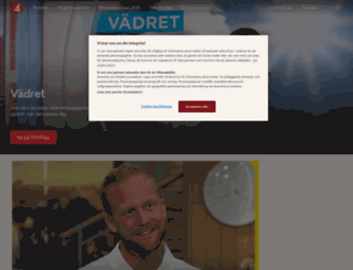 vaderkanalen.se screenshot