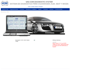 vag-com-espanol.com screenshot