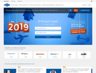 vagas-empregos.com.br screenshot