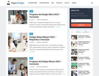 vagasestagio.com screenshot