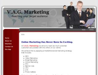 vagmarketing.com screenshot