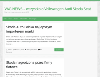 vagnews.pl screenshot