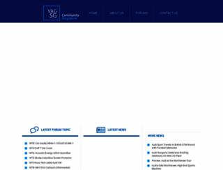 vagsg.com screenshot