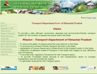 state transport department