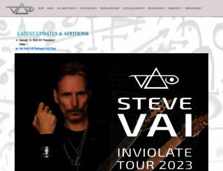 vai.com screenshot