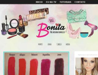 vaibonita.com.br screenshot