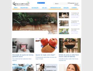 vaicomtudo.com screenshot