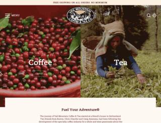 vailcoffee.com screenshot