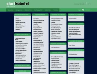 vakantie-abc.startkabel.nl screenshot