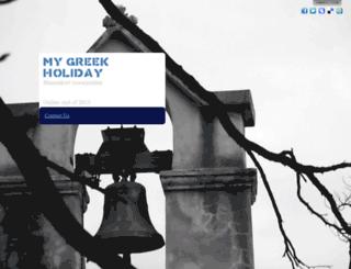vakantiegriekenland.com screenshot
