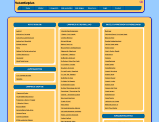 vakantieplus.allepaginas.nl screenshot