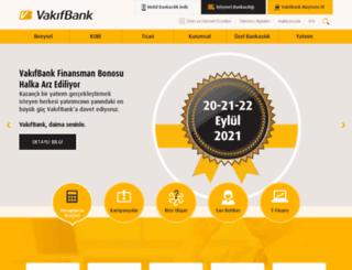 vakifbank.com.tr screenshot