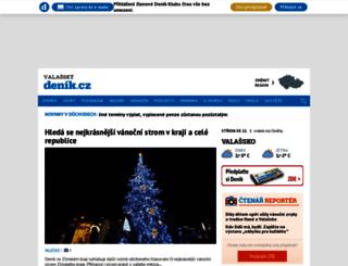 valassky.denik.cz screenshot