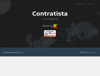 valdebenito.net screenshot