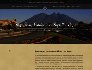 valdemar.com.mx screenshot