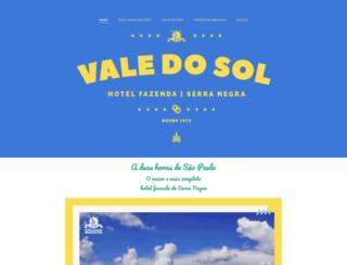 valedosol.com.br screenshot