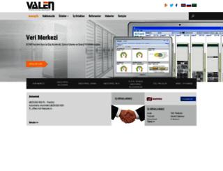 valen.com.tr screenshot