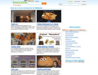 valencia.buscalis.com screenshot