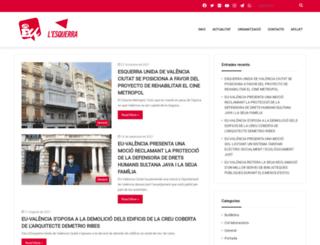 valencia.eupv.org screenshot