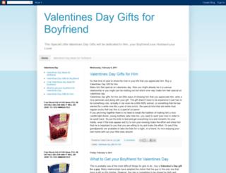 valentines-day-giftsforboyfriend.blogspot.com screenshot