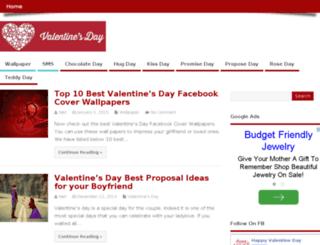 valentinesday2015.net screenshot