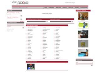 valesousa.net screenshot