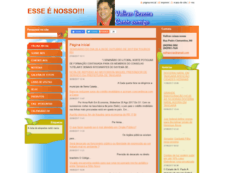 valfran9.webnode.com screenshot