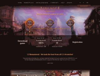 valhalla-age.ru screenshot