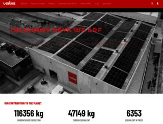 valira.com screenshot