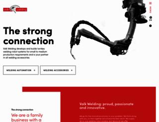 valkwelding.com screenshot