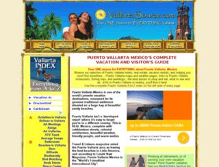 vallartasource.com screenshot