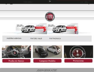 valle.fiat-torino.com.mx screenshot