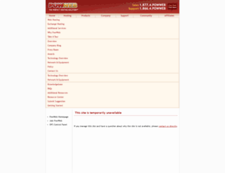 vallechoapa.powweb.com screenshot