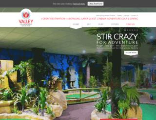 valley-leisure.co.uk screenshot
