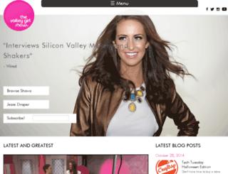 valleygirl.tv screenshot