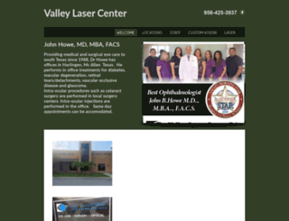 valleylasercenter.net screenshot