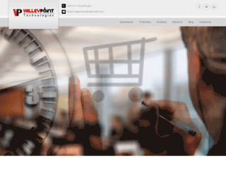 valleypointtechnologies.com screenshot