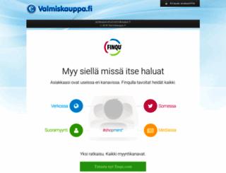 valmiskauppa.fi screenshot