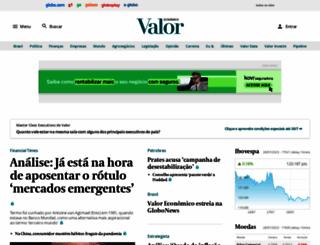 valor.com.br screenshot