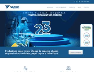 valpasa.com.br screenshot