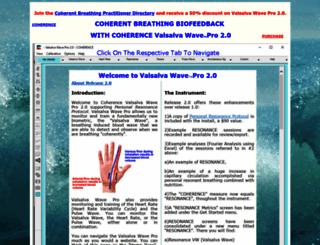 valsalvawave.com screenshot