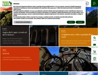 valseriana.eu screenshot