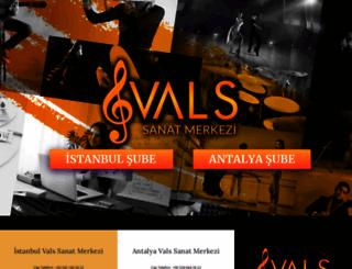 valsmuzikdans.com screenshot