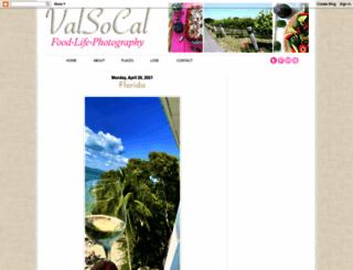 valsocal.blogspot.com screenshot