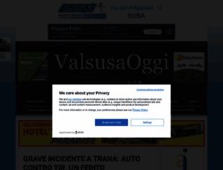 valsusaoggi.it screenshot