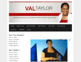 valtayloronline.com screenshot